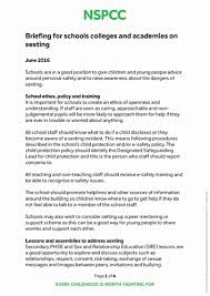 safeguarding collection tes