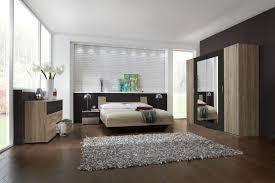 chambre moderne blanche decor de chambre a coucher moderne