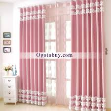 curtains for girls bedroom pink country stlye heavy blackout girls room curtains buy pink