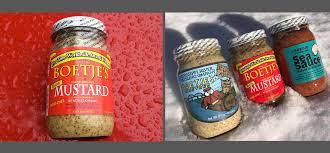 boetje s mustard boetje foods inc ground gourmet mustard