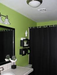 lime green bathroom ideas my lime green bathroom with black white and accents i switch