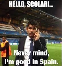 Diego Costa Meme - footy jokes on footy jokes