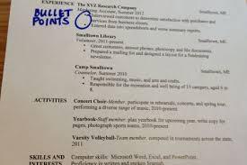 College Freshman Resume Resume For Freshman College Student Sample College Freshman Resume