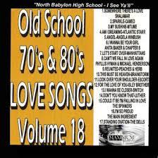 love songs 80s list