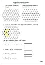 ks2 sats revision shape 2 maths blog