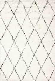 amazon com nuloom handmade moroccan trellis wool shag rug 8 feet