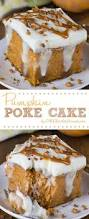Halloween Poke Cake by Pumpkin Poke Cake Omg Chocolate Desserts