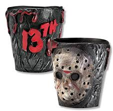 jason voorhees coffee table amazon com friday the 13th jason voorhees drinking party shot