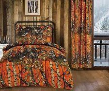 Orange Camo Bed Set Camo Bed Set Ebay