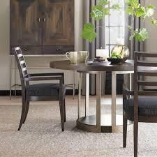 manhattan dark oak dining arm chair max sparrow