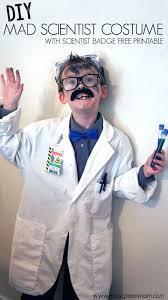Halloween Scientist Costume Ideas Mad Scientist Costume Halloween Costume Contest Mad Scientists