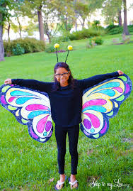 butterfly costume beautiful butterfly costume easy no sew idea skip to my lou