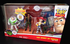 pixar fan toy story terror figure 3 pack gift pack