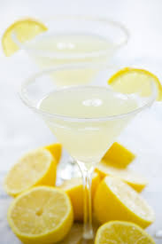 martini rock sparkling lemon drop martini