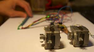 5 wire unipolar stepper motor converted to 4 wire bipolar youtube