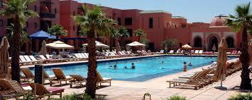 decoration jardin marocain hôtel les jardins de l u0027agdal marrakech maroc