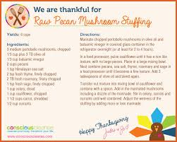 healthy thanksgiving stuffing conscious cleanse u2013 6 recipes for a healthy u0026 happy thanksgiving