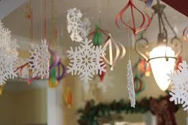 paper christmas decorations christmas decorations you can make out of paper ideas christmas