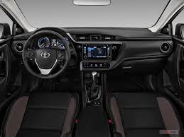 86 Corolla Interior 2018 Toyota Corolla Interior U S News U0026 World Report