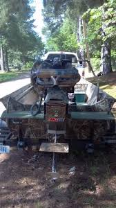 Mud Buddy Shaggy Blind Duck Hunting Chat U2022 Built My Own Duck Boat Pic Heavy
