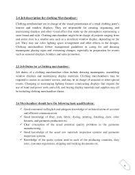 Merchandiser Duties Resume Download Job Description For Merchandiser Haadyaooverbayresort Com