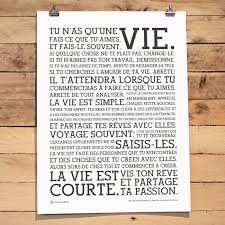 your favourite quote in french the holstee manifesto this is your life holstee