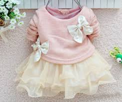 pink newborn tutu dress with bows ready to ship newborn sizes