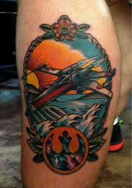 awesome star wars tattoos obsev