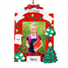custom school picture ornaments ornaments for you