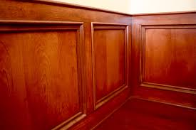 Wood Paneling Walls by The Yellow Cape Cod Rich Wood Judges Paneling Den Makeover