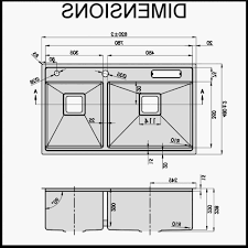 Sink Size Kitchen Stainless Undermount Kitchen Sink Undercounter Kitchen Sink