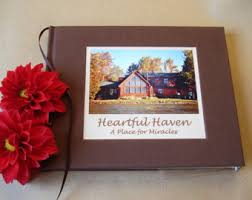 memorial service sign in book custom memorial service guest book celebration of