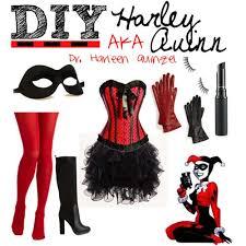 Halloween Costume Harley Quinn 38 Harley Quinn Costume Images Halloween Ideas