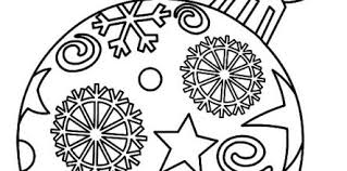 print ornaments coloring pages design and ideas page 0