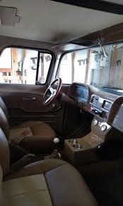 Chevrolet C10 Interior 60 66 Chevy Trucks