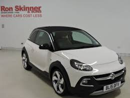 vauxhall adam 2015 vauxhall adam rocks air 8 699