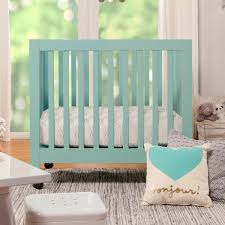 Are Mini Cribs Safe by Bedroom Remarkable Brown Wood Babyletto Mini Crib With Gorgeous