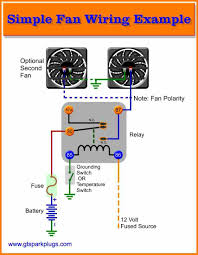 wiring electric fan relay diagram best of wiring diagram