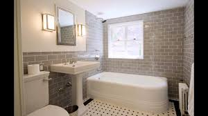 bathroom subway tile backsplash ideas crackle subway tile