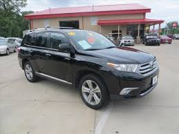used lexus suv des moines black toyota highlander in iowa for sale used cars on buysellsearch