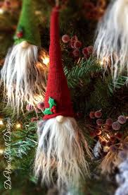 Gnome Ornament Christmas 323 Best Holiday Decor Images On Pinterest Christmas Décor