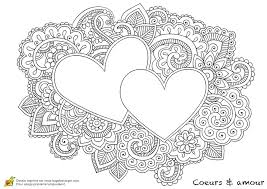 heart coloring pages adults love free printable u2013 thaypiniphone