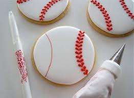 best 25 baseball cookies ideas on pinterest softball cookies
