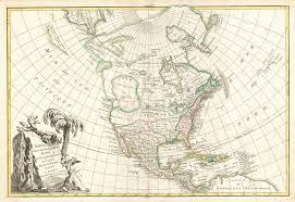 United States Map Compass by File 1762 Janvier Map Of North America Sea Of The West