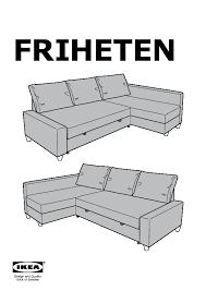 Ikea Sofa Bed Friheten by Friheten Corner Sofa Bed Ikea United States Ikeapedia