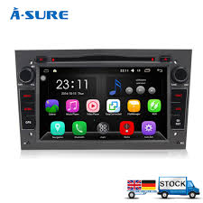a sure android 5 1 radio dvd gps for opel astra h corsa vivaro