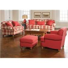 Plaid Chair And Ottoman by Living Room With Ottoman Plaid Chairs Fl Plaid Dining Chairs