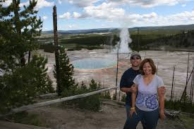 a summer vacation in yellowstone national park and los