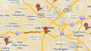 Harbor College Map Interactive Map Los Angeles Community College District