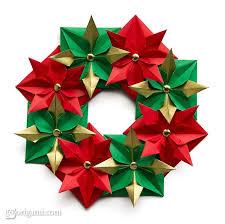 45 best origami wreath images on mandalas